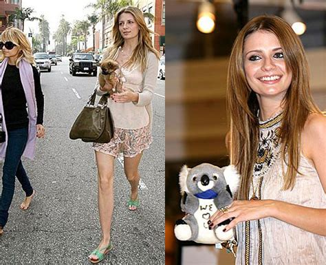 Mischa Barton In Chanel by Chanel S Limited Edition Black Satin Nail