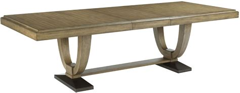 Extendable Trestle Table by Evoke Barley Trestle Extendable Dining Table 509 760r