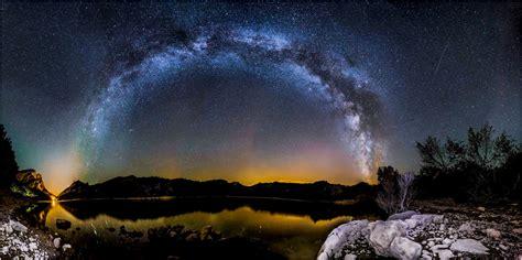 imagenes reales e invertidas paisaje y nocturnas