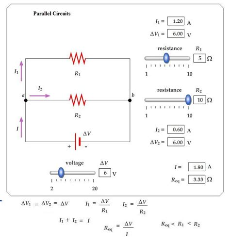 parallel circuits formulas lessons17 24