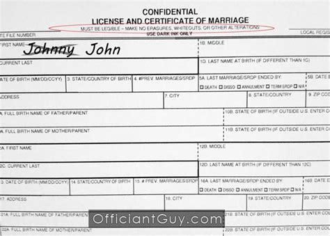How To Apply To La County Marriage License And Marriage Certificate In Los Angeles