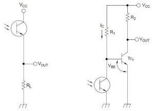 Dasar Dasar Rangkaian Logika Digital rangkaian dasar photo transistor