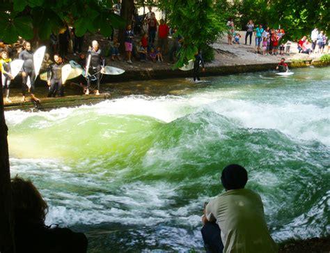 Englischer Garten Surfen by Munich Surf Englischer Garten A La Recherche Du Perdu