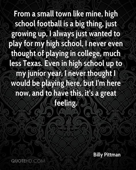 I Thought This Was A Football by 2016 Quotes For School Quotesgram