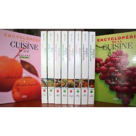 La Cuisine De A à Z by Encyclopedie De La Cuisine De A 192 Z Collection Complete