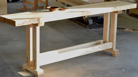 woodworking bench build youtube