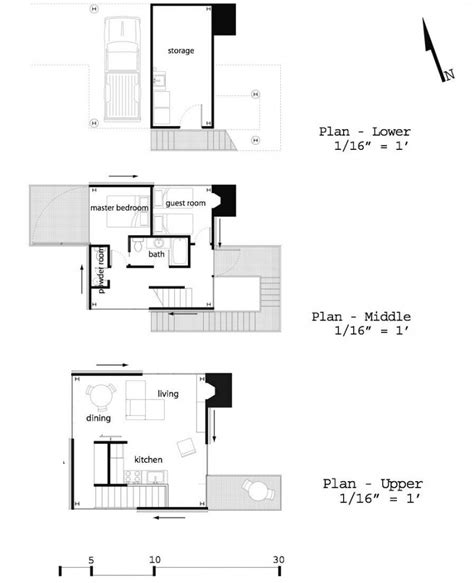 Unique House Floor Plans delta shelter by olson kundig architects homedsgn