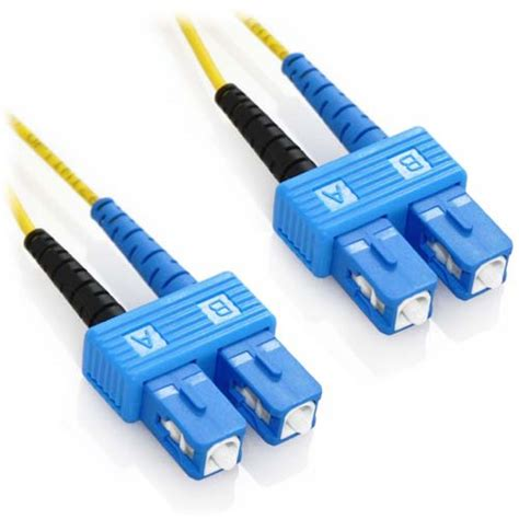 Rails Search Insensitive 60m Sc Sc Duplex 9 125 Singlemode Bend Insensitive Fiber Patch Cable Yellow