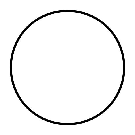 Circle Black Outline by File Circle Black Simple Svg Wikimedia Commons