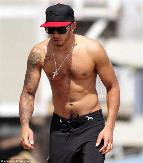 hamilton tattoo so lewis what drove you to all that work done f1