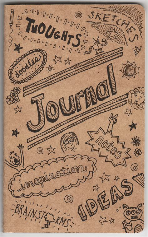 doodle draw journal quotes for journal quotesgram
