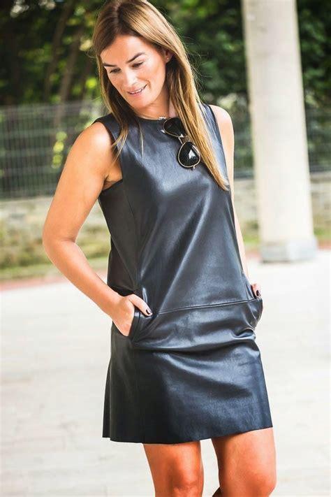 vestidos de cuero m 225 s de 20 ideas incre 237 bles sobre vestidos de cuero en