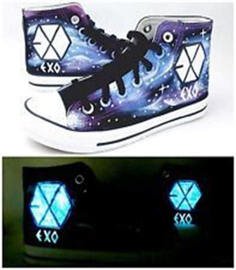 Sepatu Exo Galaxy sepatu lukis 9motion shop laman 3