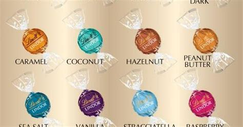 lindt truffles colors lindt truffles color guide search recipes to