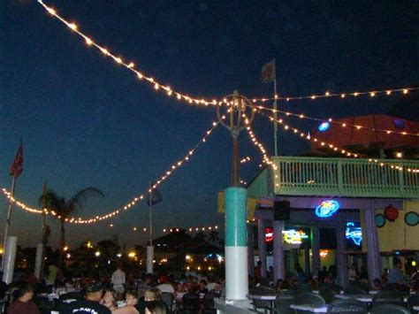 louie s backyard south padre island perfect for night time fun picture of louie s backyard