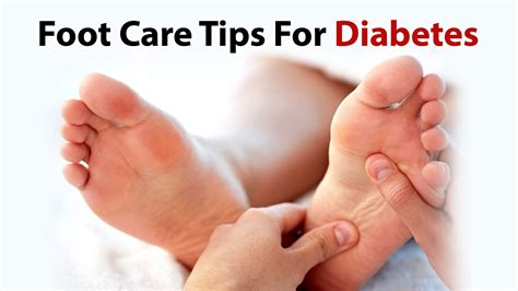 Foot Care by Foot Care Tips For Diabetics Dclifemagazine