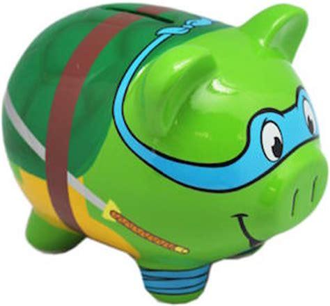leonardo bank mutant turtles leonardo money bank