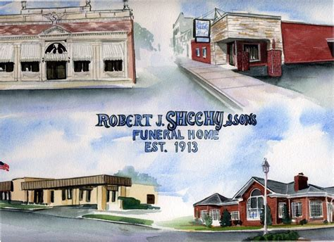 robert j sheehy sons funeral home funeral services