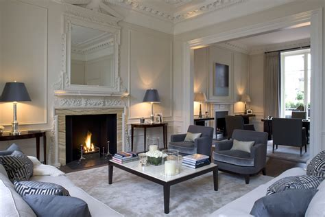 pin  olga   decor living room chic london