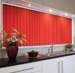 Vertical blinds for the kitchen make the most of your windows