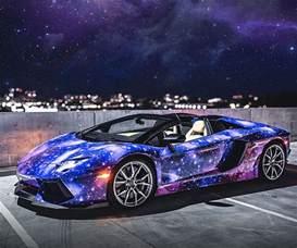 Lamborghini Paint Galaxy Paint Lamborghini