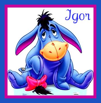 imagenes de winnie pooh y igor igor burro de winnie de pooh fans de winnie de pooh