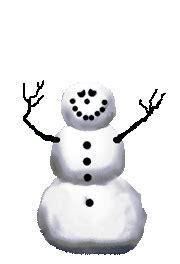 snowman animations animated snowmen clipart