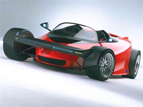 Ford Supercar Concept Indigo
