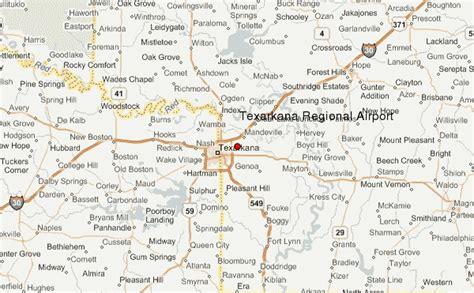 united states map texarkana arkansas texarkana regional airport location guide