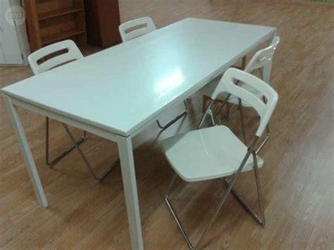 mesa de comedor ikea segunda mano  mil anuncios mesa