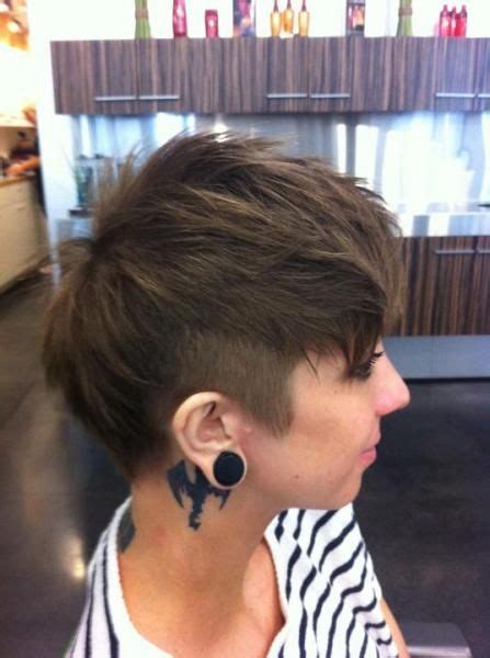 1000 images about pixie sticks on pinterest undercut 1000 images about brunette pixie cuts on pinterest