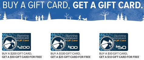 Can You Buy Online With A Gift Card - great deal buy running warehouse gift cards get big bonus gift cards running
