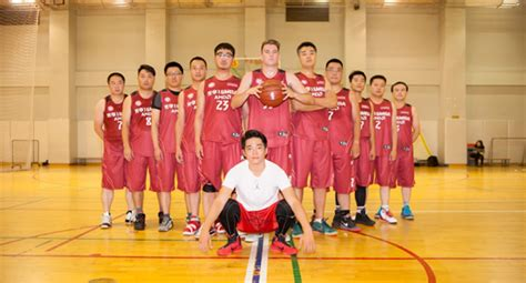 Mba Basketball Careers by Mba Guanghua School Of Management