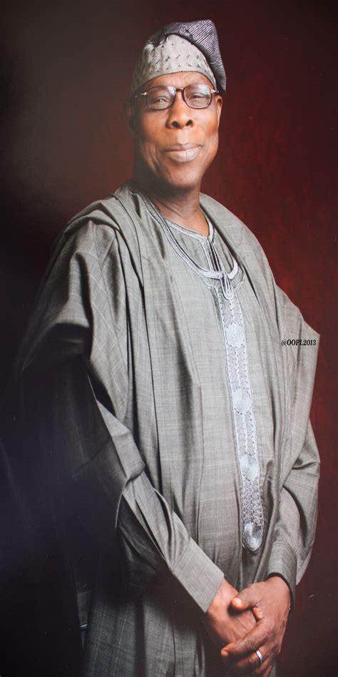 olusegun obasanjo how ve been battling diabetes since 30 years ago obasanjo