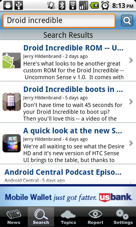 android central app introducing the android central app android central