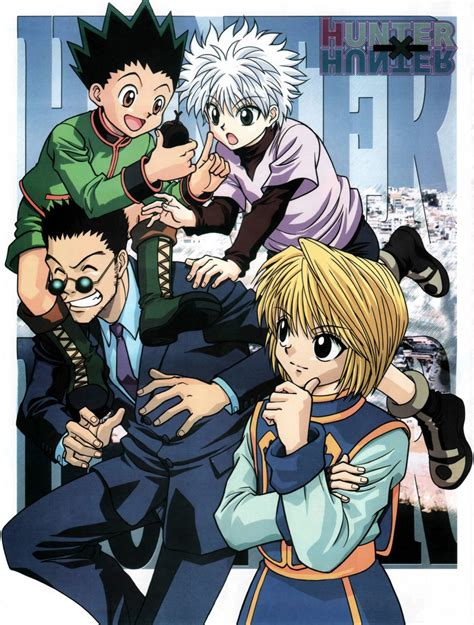 anime hunter x hunter hunter x hunter on pinterest hunter x hunter hunters