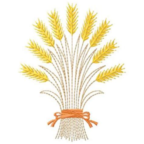 embroidery design wheat wheat embroidery designs machine embroidery designs at