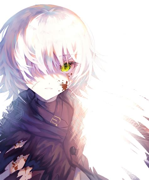 images of anime black assassin fate apocrypha zerochan anime image board