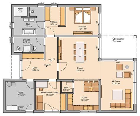 Grundriss Haus 5 Schlafzimmer by 220 Ber 1 000 Ideen Zu Massivhaus Auf