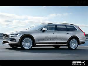 Volvo Comes From What Country Volvo V90 Cross Country Iab Rendering