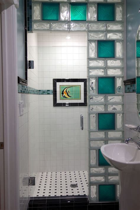 glass block designs for bathrooms 5 design ideas to modernize a glass block wall or window