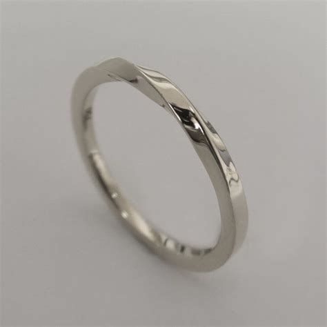 25 best ideas about twisted wedding bands on