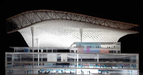 architect and building news report on airport building shenzhen bao an international airport massimiliano fuksas