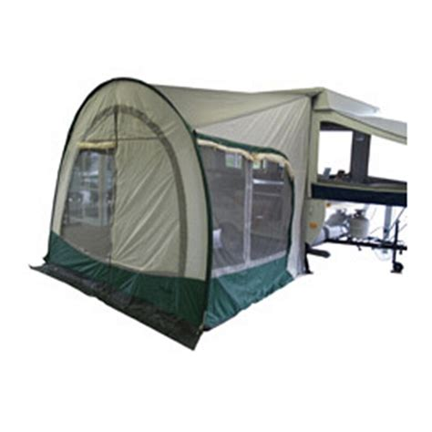rv awnings parts a e 9ft cabana dome awning