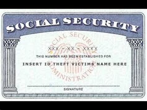 Free Search Social Security Number Goodbye Defacto Canceling A Social Security Number Birth Certificate Secured