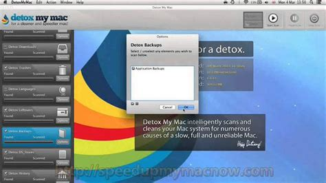 Detox My Mac Application by How To Speed Up My Mac