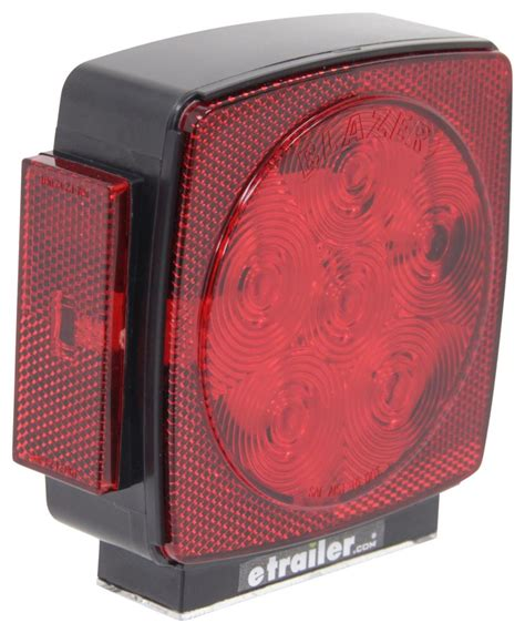 blazer trailer light installation led lighting