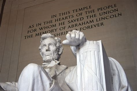 Presidents Day At The Lincoln Memorial by Lincoln Memorial Free Images Vcnb Family
