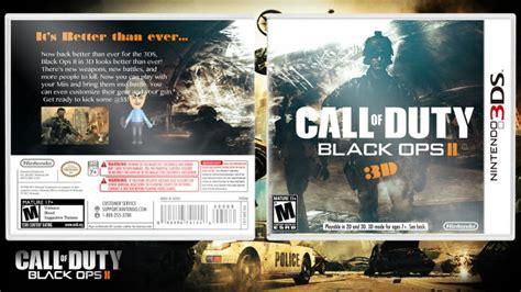 Ndsi Xl Gambar nintendo 3ds call of duty black ops foto gambar wallpaper 69