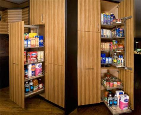Sliding Shelves Pantry by Sliding Pantry Shelving Systems The Interior Design Inspiration Board